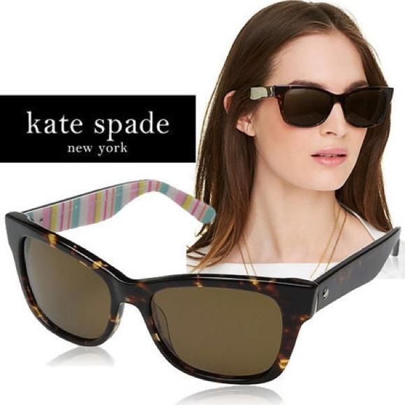 316551f0f2b9 kate spade Accessories   Alora Polarized Sunglasses   Poshmark